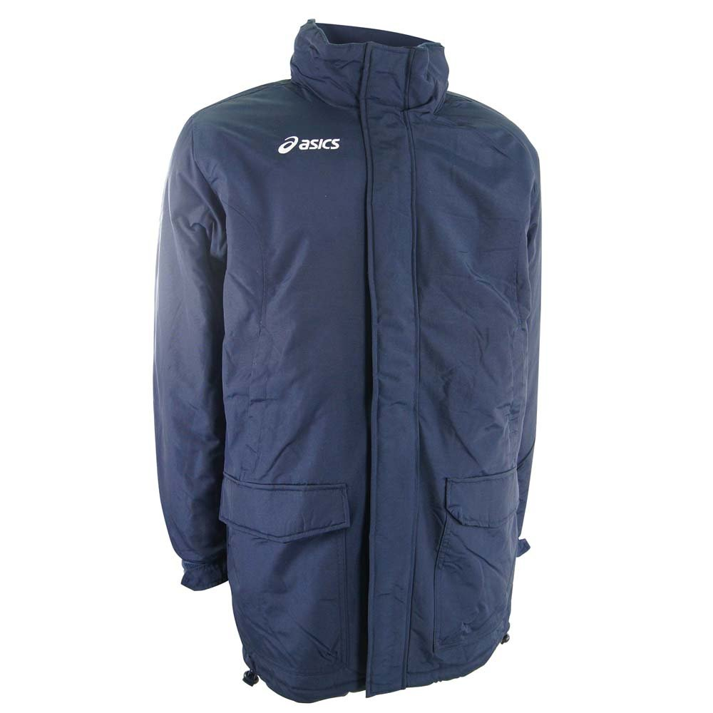 niña Ventilación invención  ASICS New Alpi Men's Jacket Men's Winter Jacket Navy Size:XXL ...