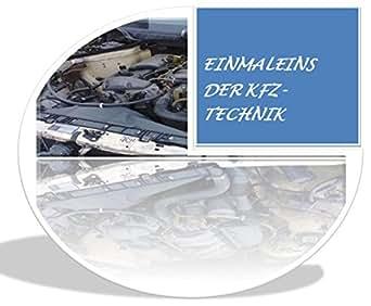 Amazon.com: Einmaleins der Kfz-Technik (German Edition