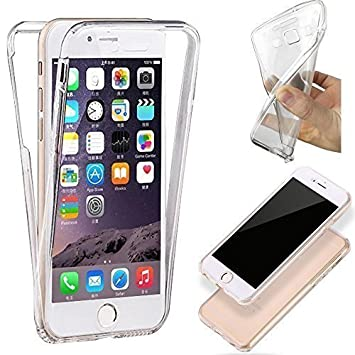 coque iphone 6 360 transparente