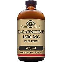 Solgar L-Carnitine 1500 mg Liquid - 473 ml