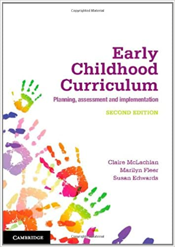Early Childhood Curriculum: Planning, Assessment, and