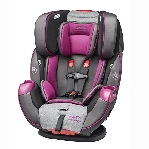 Evenflo Symphony Elite All-In-One Car Seat, Martina