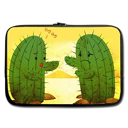e23e19e7ea Amazon.com  The Cactus Lovers Can Not Hug Best Price 15.6 Inch ...
