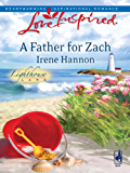 A Father for Zach (Lighthouse Lane)
