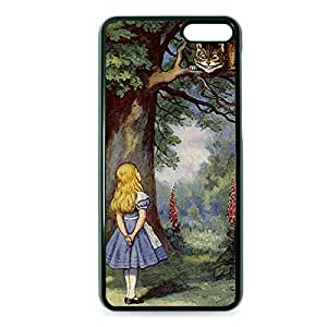 Case Fun Case Fun Alice in Wonderland Cheshire Cat Snap-on Hard Back Case Cover for Amazon Fire Phone
