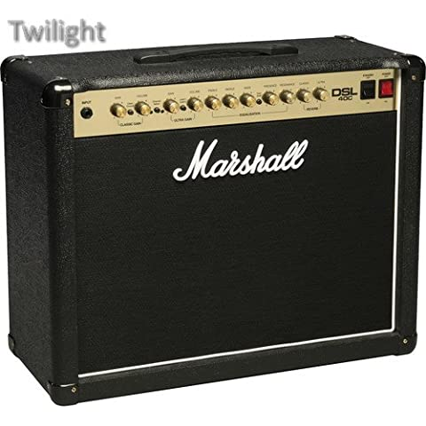 Marshall Amplification DSL40C 2-Channel Valve Combo Amplifier (40W) (Marshall 1959 Super Lead)