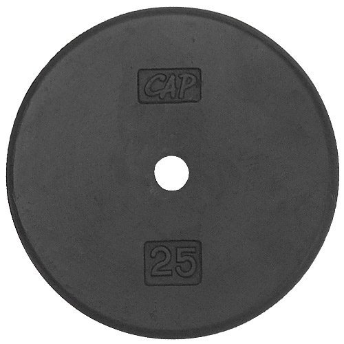 CAP Barbell Standard 1 Inch Weight