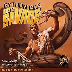 Doc Savage #2: Python Isle