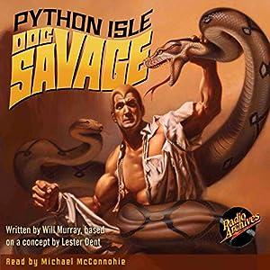Doc Savage #2: Python Isle Audiobook