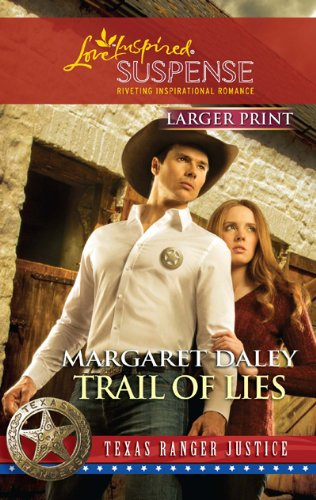 book cover of Trail of Lies