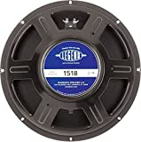 Eminence Legend 1518 15'' Guitar Speaker, 150 Watts at 8 Ohms