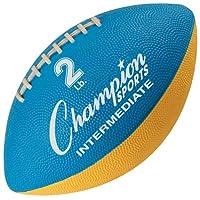 Champion Sports Entrenador de fútbol de tamaño intermedio, 2 libras, los colores pueden variar