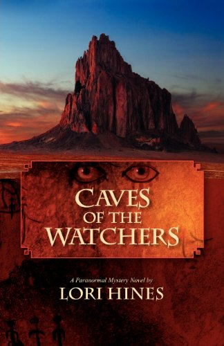 Book: Caves of the Watchers by Lori Hines
