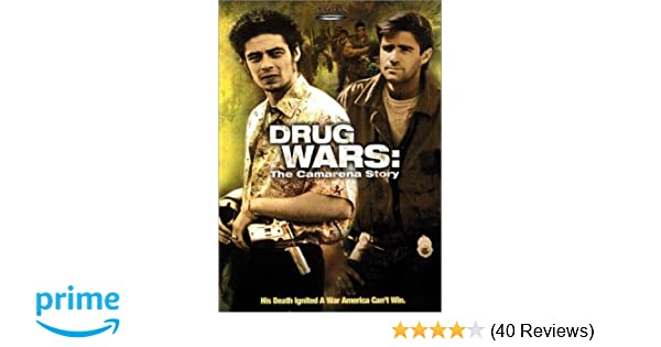 Amazon com: Drug Wars - The Camarena Story: Steven Bauer