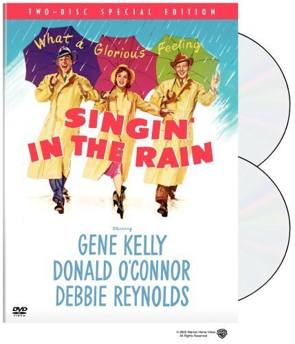Singin' in the Rain (Two-Disc Special Edition) by Warner Home Video from Warner Home Video