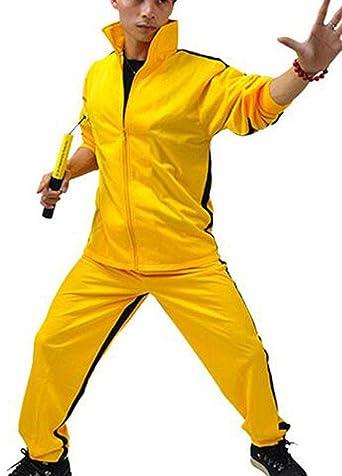 Kewing Bruce Lee Kung Fu Tai Chi Wushu Jeet Kune Do Uniforme De ...