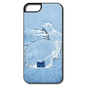 Snow Bunny Print Edition Hard Funny Cover For IPhone 5/5s