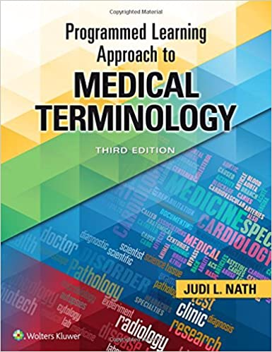 Programmed Learning Approach to Medical Terminology: Judi