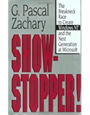 Show Stopper! Cloth: THE BREAKNECK RACE TO CREATE WINDOWS NT AND THE NEXT GENERATION AT MICROSOFT
