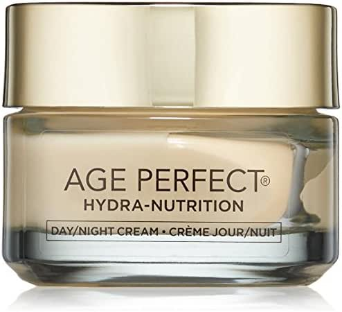 L'Oréal Paris Age Perfect Hydra Nutrition Day/Night Cream, 1.7 oz.