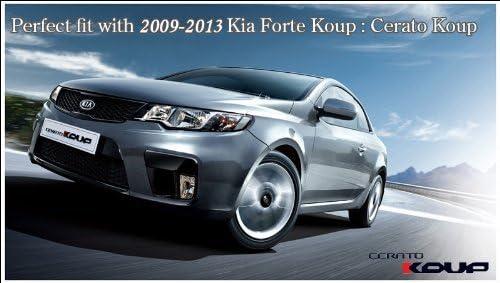 All New Cerato Kia Motors Genuine Dash Board GPS Center Fascia Panel 1-pc Set For 2010 Kia Forte