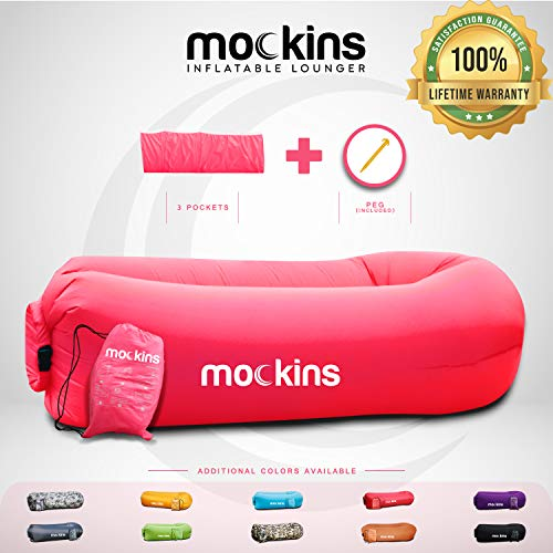 Mockins Inflatable Lounger Air