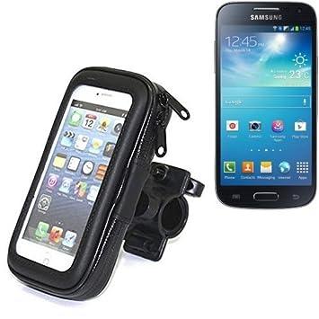 Montaje de la bici para Samsung Galaxy S4 Mini Duos, montaje del ...