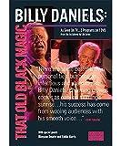 img - for Hal Leonard Billy Daniels - That Old Black Magic (Visions of Jazz Series) DVD Series DVD Performed by Billy Daniels book / textbook / text book