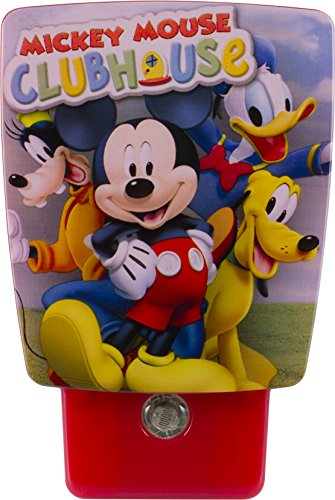 Mickey Mouse Led Night Light - 3