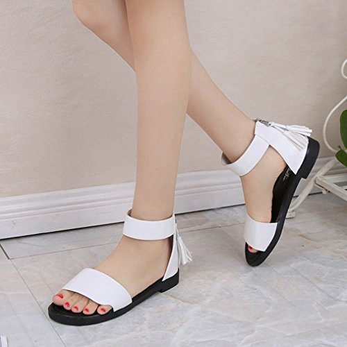 Pumps Stilettos Straps Cat Womens Pointed Platform Toe On Shoes Slip Party Dress Fashion White Heels Ankle T JULY wqYAPRRz