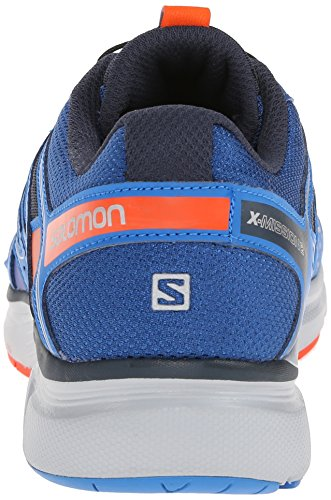 Salomon Mens X Mission 2 Scarpe Da Corsa Gentiane / Union Blue / Tomato Red