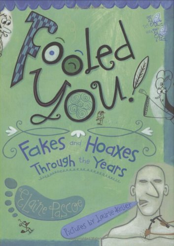 Download Fooled You!: Fakes and Hoaxes Through the Years pdf