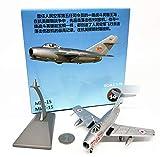 FLOZ MIG-15 J-5 Korean War 1/72 diecast Plane Model Aircraft