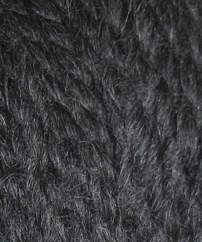 Baby Alpaca Grande yarn: #403 charcoal grey (Yarn Yard 110)