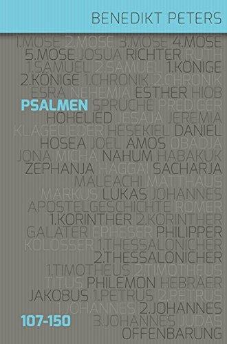 Die Psalmen 107-150 von Wolfgang Bühne