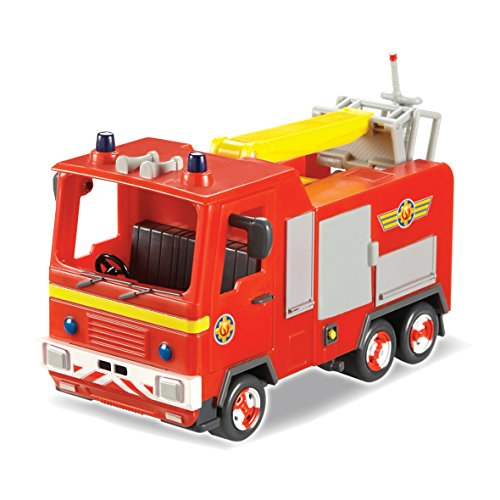 Fireman Truck (Fireman Sam Vehicle & Accessory Set - Jupiter [Toy])