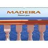 Madeira - Natur pur (Wandkalender 2019 DIN A3 quer): Wandern auf Madeira (Monatskalender, 14 Seiten ) (CALVENDO Natur)
