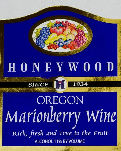 Honeywood Winery Marionberry