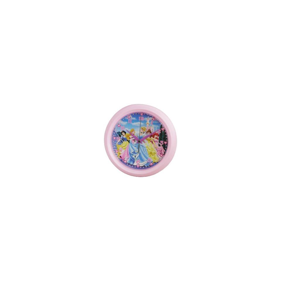 PRINCESS Surveillance Clock ~ Motion Detection ~ Color video ~ Bush