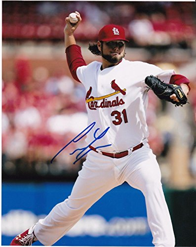 Lance Lynn Signed Photograph - 8x10 - Autographed MLB Photos