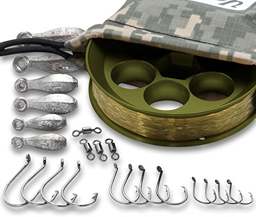 Aluminum Survival Kit - 5