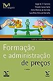 Formação e administração de preços (FGV Management)