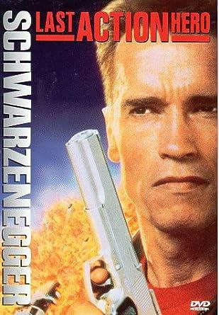 Amazon com: Last Action Hero: Arnold Schwarzenegger, F