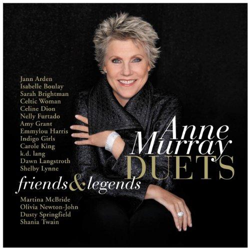 7cbc5d7f313 Anne Murray Duets  Friends   Legends - Buy Online in Oman.