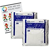 "Vakly Kit - Curity Maternity Pad Heavy 4.33"" x 12.25"" (2)"
