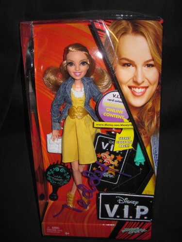 Disney V.I.P. Teddy Duncan Fashion Doll, Baby & Kids Zone