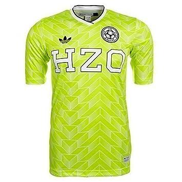 Adidas Originals Hzo Herzo United Club Football Jersey Amazon Co Uk