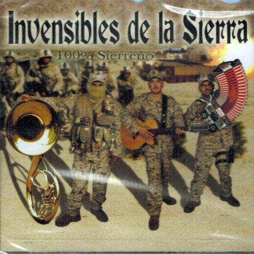 Invencibles De La Sierra ''100% Sierreno'' by SUENOS CALLEJEROS RECORDS