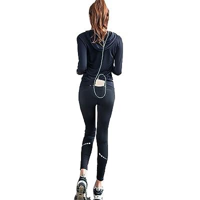 YOGLY Imprimé legging longue sport Yoga coton actif legging jogging gym fitness actif pantalon Sport Leggings Haute Taille Cartoon Serré Leggings
