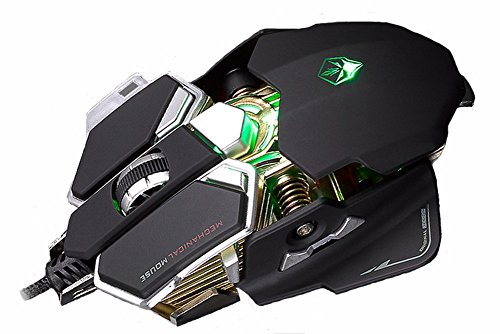 Sumlink 4000 Dpi Wired Professional Usb Gaming Mouse With